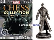 Marvel Chess Collection #78 Spider-man Noir Eaglemoss Publications